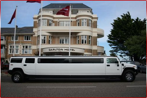 stretch hummer 2 limo